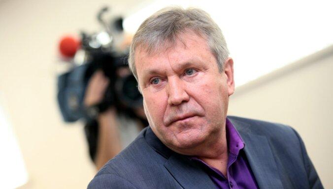 Pečaku tiesās par iespējamām nelikumībām infrastruktūras attīstībā Krievu salā