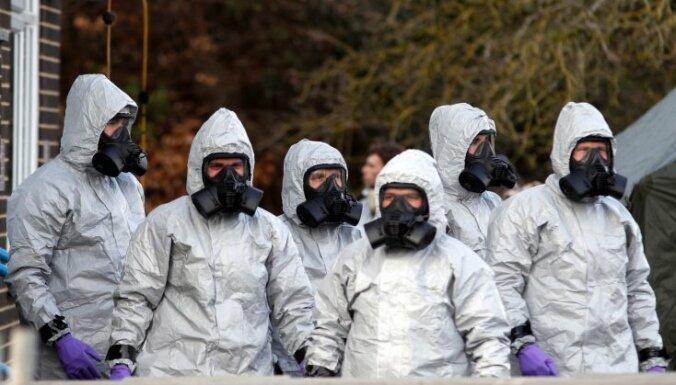 Restorānā Solsberi atklātas Skripaļa saindēšanā izmantotās vielas pēdas