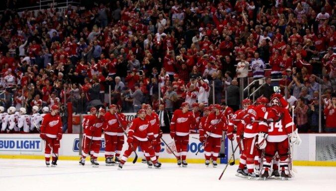 NHL līdere 'Capitals' noslēdz līgumu ar latvieti Binduli