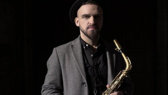 Ar singlu 'Hades' jaunu albumu piesaka 'Knudsen/Rudzinskis Space Big Band'