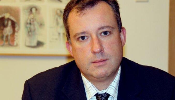 Церпс официально выдвинул свою кандидатуру на должность президента Банка Латвии