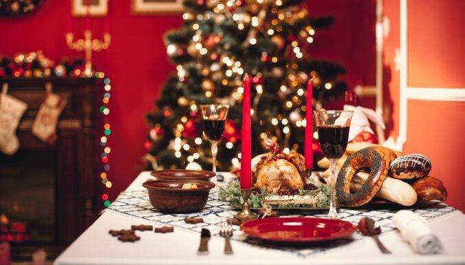 Kāpēc Ziemassvētkos atgriežamies pie tradicionālās maltītes