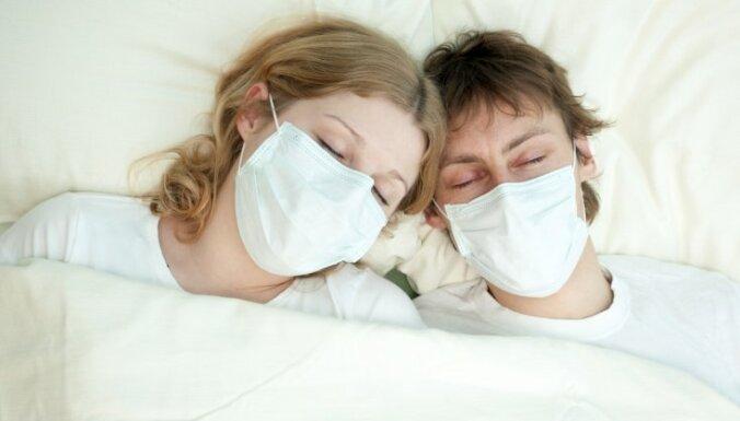 Pagājušajā nedēļā gripas izplatība samazinājusies par 16%; Latgalē saslimstība strauji pieauga