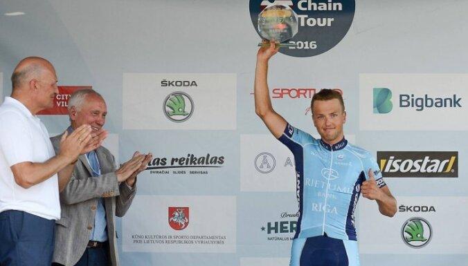Bogdanovičs pasaules ranga līderis 'Procyclingstats.com' turbo vērtējumā