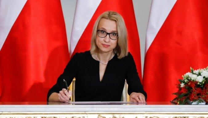 Министром финансов Польши стала уроженка Даугавпилса