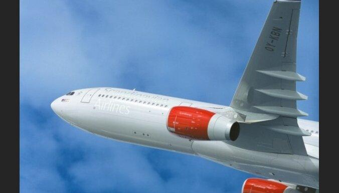 SAS atzīta par videi draudzīgāko aviokompāniju pasaulē