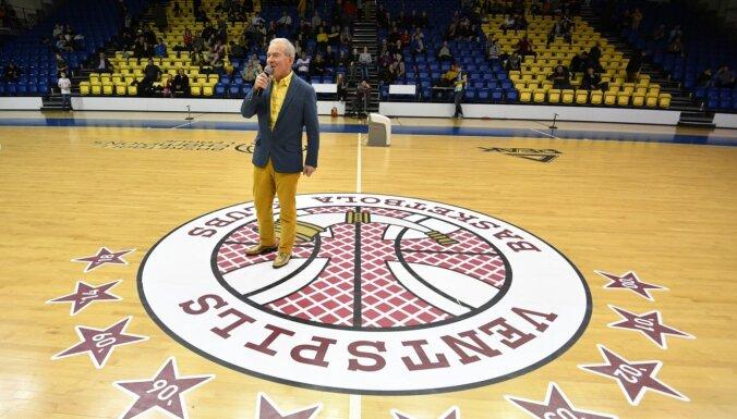Lembergs saglabās basketbola kluba 'Ventspils' prezidenta amatu