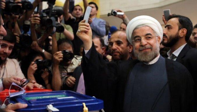 Хасан Рухани официально стал президентом Ирана