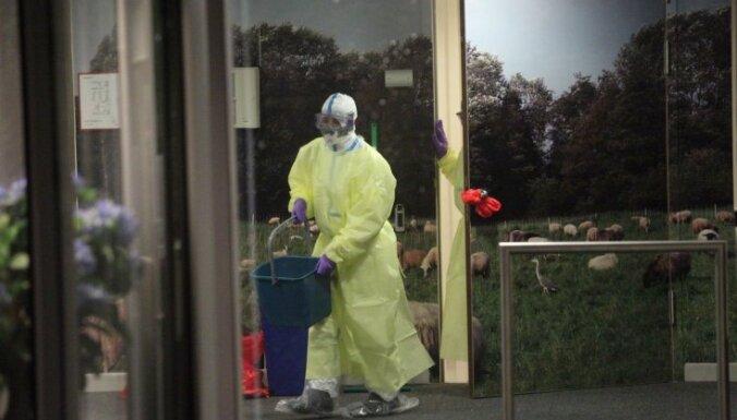 Французскую медсестру подозревают в заражении вирусом Эбола