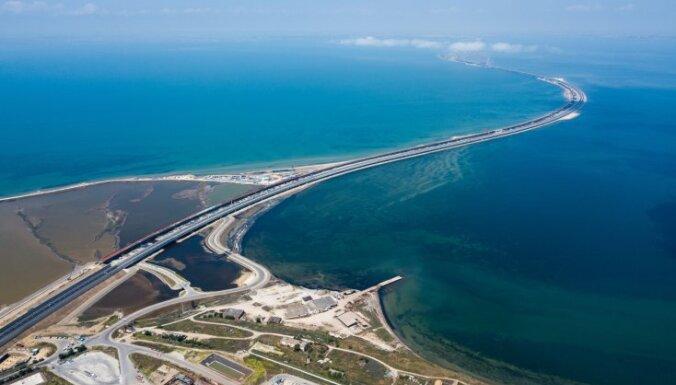 Украина добивается международного статуса Керченского пролива