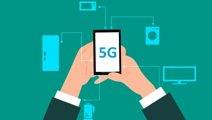 Latvijā sāk plašāk izmantot 5G internetu