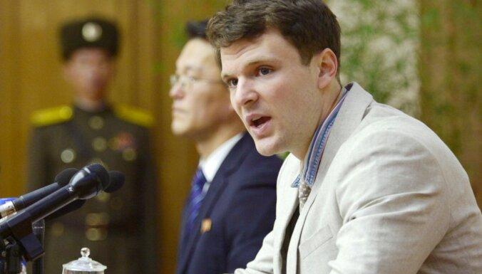 Суд в США обязал КНДР выплатить 500 млн долларов из-за смерти студента
