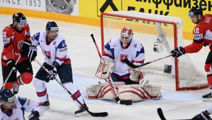 Молодежный чемпионат мира: словаки громят немцев