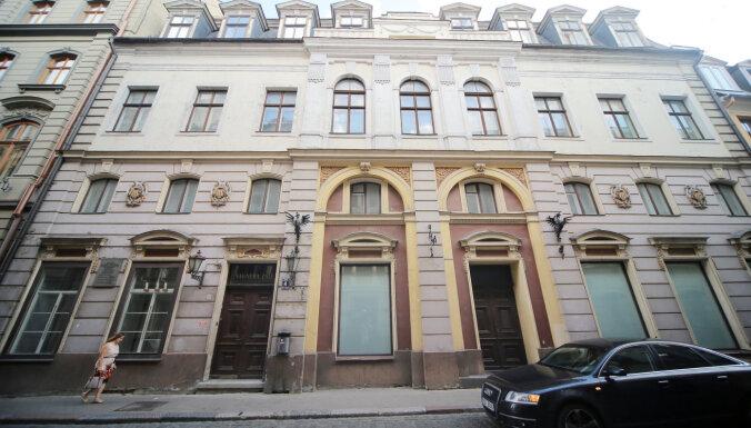 Vāgnera namu VNĪ nodos atjaunošanai Rīgas Vāgnera biedrībai