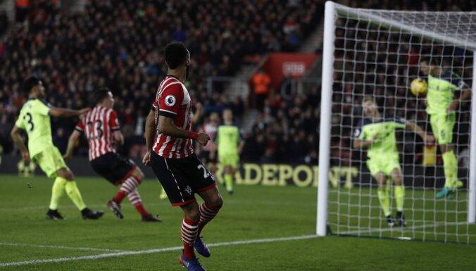 English Football League Cup Southampton and Liverpool
