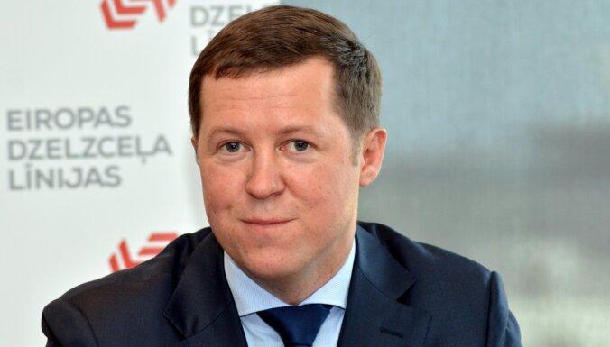 Agnis Driksna: Kā Rail Baltica palīdzēs atgūties Baltijas valstu ekonomikai?