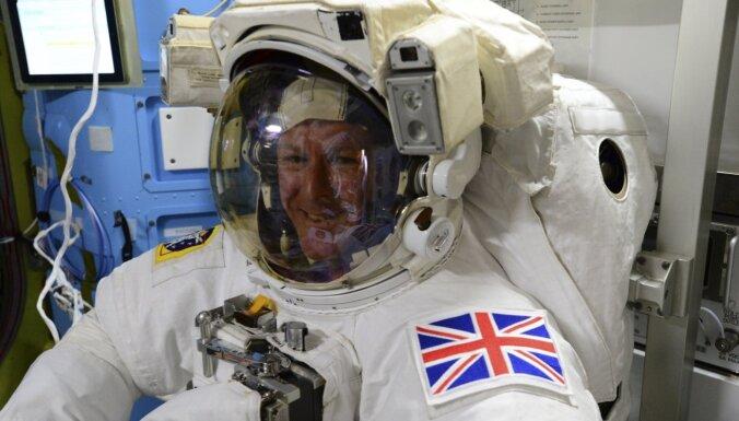 Meklē astronautus lidojumiem uz SKS un Mēnesi; pieteikties var arī Latvijas iedzīvotāji