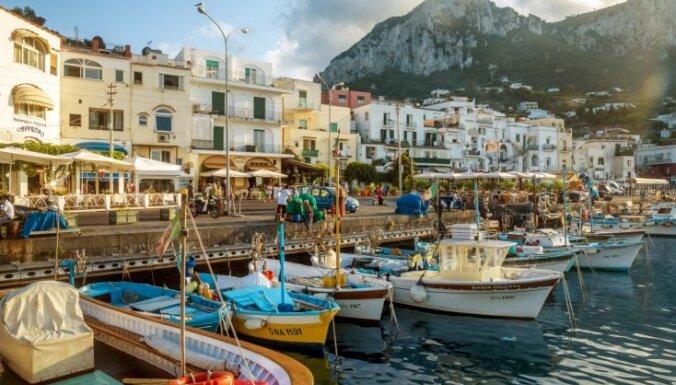 Италия открывает границы для туристов из Евросоюза