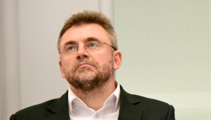 Bijušā deputāta Kļaviņa lietā uzrādītas apsūdzības, pauž KNAB priekšnieks Straume