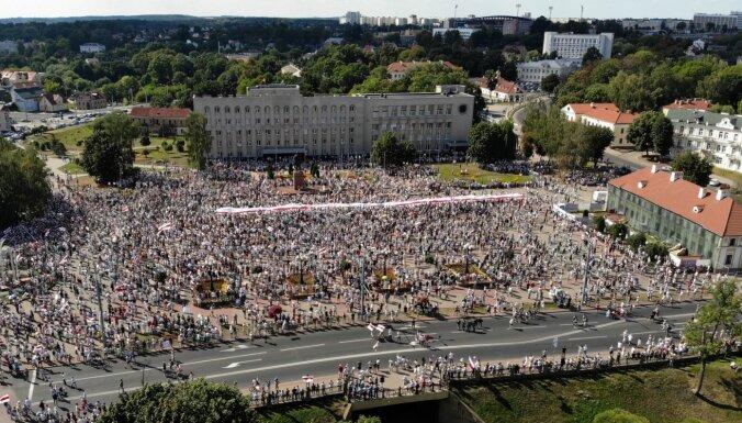 Власти Гродно пошли навстречу протестующим