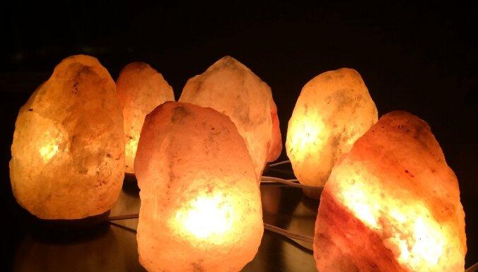Соляные лампы: что это и есть ли от них хоть какая-то польза?