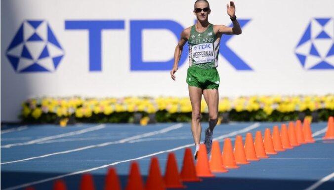 В пятый день ЧМ-2013 единственное золото выиграла Ирландия