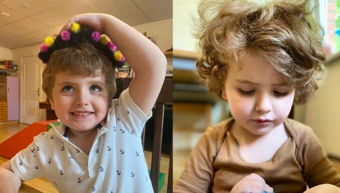 Спасти Алекса. 4-летнему ребенку с тяжелым диагнозом срочно нужна помощь