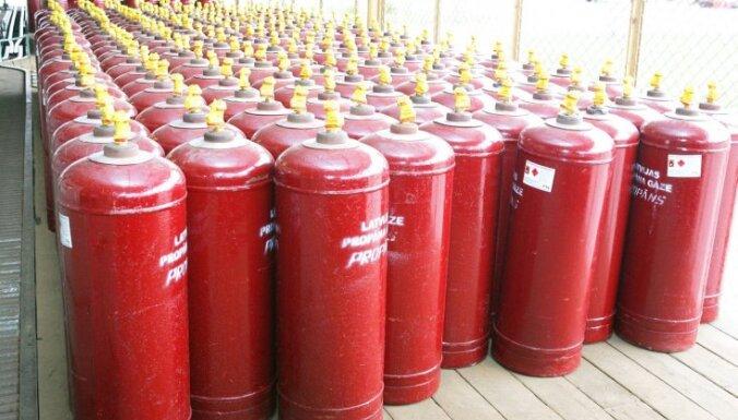 Газ для жителей Латвии за год подешевел на 26%