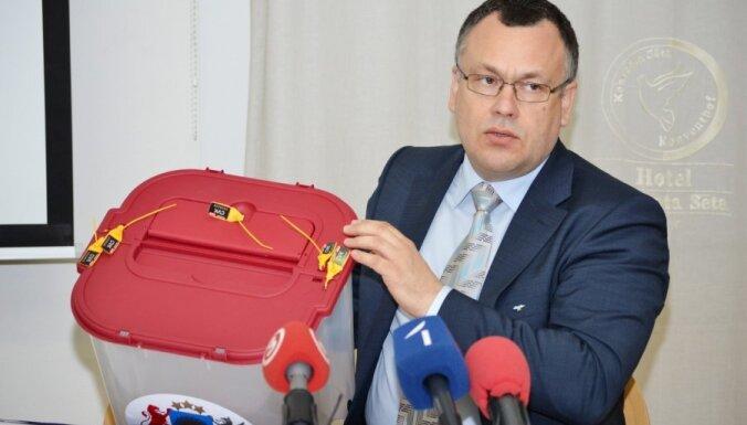 """Цимдарс: Подготовка к выборам в Риге будет """"хождением по лезвию"""""""
