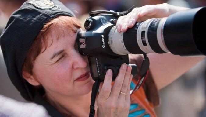 В Риге открывается фотовыставка, главными героинями которой стали женщины с инвалидностью