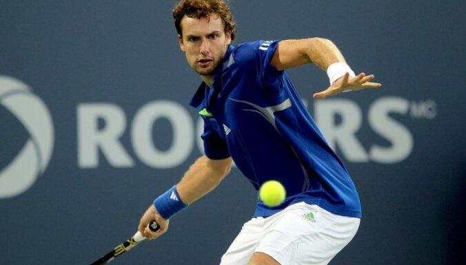 Gulbis zaudē, Sevastova – atgūst vienu pozīciju tenisa rangos