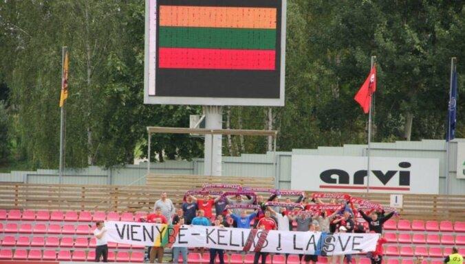 Lietuva grasās līdzjutējiem no jūnija ļaut apmeklēt sporta pasākumus