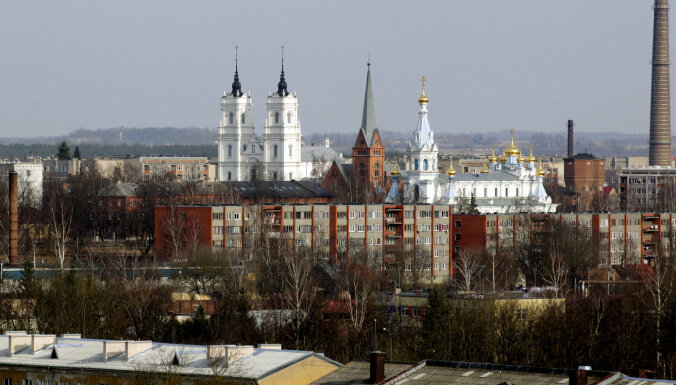 Covid-19: Lielāks inficēto skaits pagājušajā diennaktī atklāts Daugavpilī un Liepājā