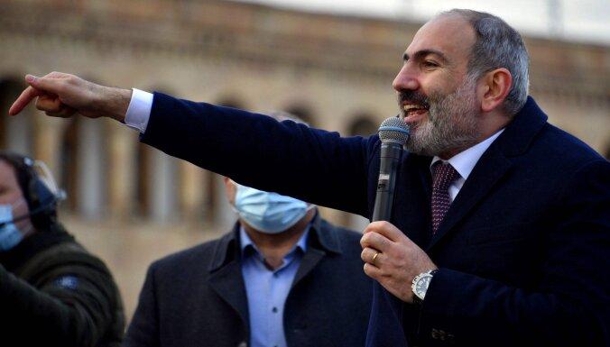 Премьер-министр Армении объявил об отставке