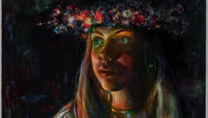 Galerijā 'MuseumLV' atklās Gitas Šmites gleznu izstādi 'Es esmu'