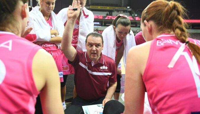 Paziņots Latvijas sieviešu basketbola izlases sastāvs Eiropas čempionātam