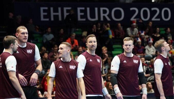 Latvijas handbola izlase PČ kvalifikācijas turnīru uzsāks pret Izrāelu