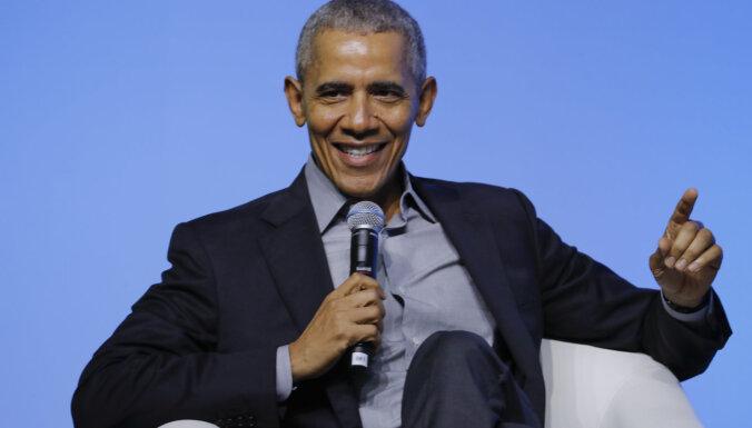 Барак Обама: женщины бесспорно лучше мужчин