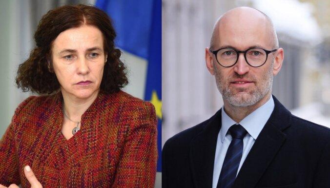 Ministri lauž šķēpus par pedagogu vakcinēšanas pret Covid-19 kārtu