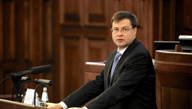 Dombrovskis vadīs Latvijas prezidentūras ES Padomē sagatavošanās padomi