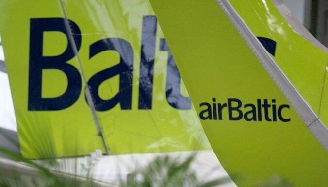 Правительство уже готовит перенятие акций airBaltic