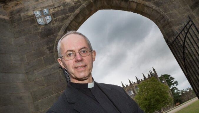Par anglikāņu arhibīskapu izraudzīts bijušais naftas nozares darbinieks Velbijs