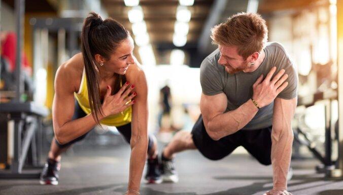 Jo sportiskāks cilvēks, jo asāks un mierīgāks prāts?