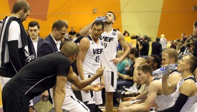 'VEF Rīga' piekritusi uzaicinājumam spēlēt nākamās sezonas FIBA Čempionu līgā