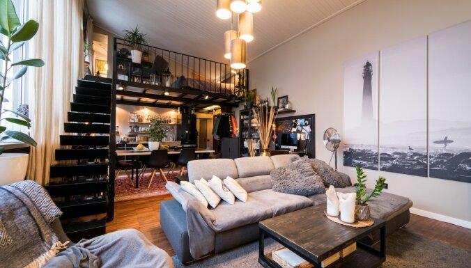 Pieci dzīvokļi Latvijā, kas visvairāk pērn patikuši 'Tava Māja' lasītājiem
