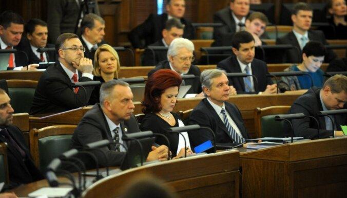 Saeimas politiķu vairākums sola atbalstīt atsevišķu ebreju īpašumu restitūciju
