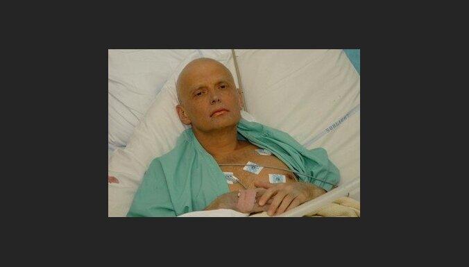 Sāks plašu izmeklēšanu Londonā nogalinātā Ļitvinenko lietā