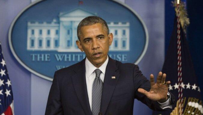 Обама и Рютте — за новые санкции против России