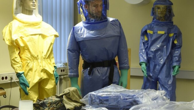 The Guardian: Как не заразиться вирусом Эбола
