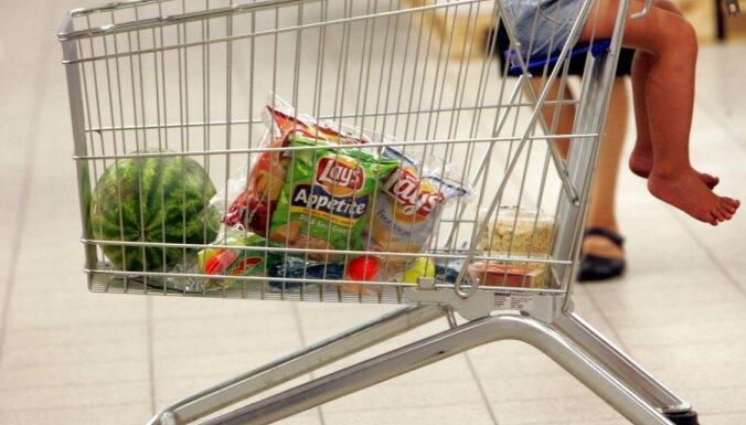 Pārtikas tirgotāju asociācija: lojalitātes karšu kontrolēšana būtu absurda